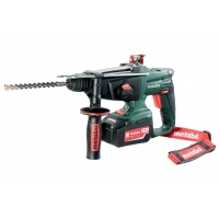 Перфоратор аккум. METABO KHA 18 LTX, SDS-plus